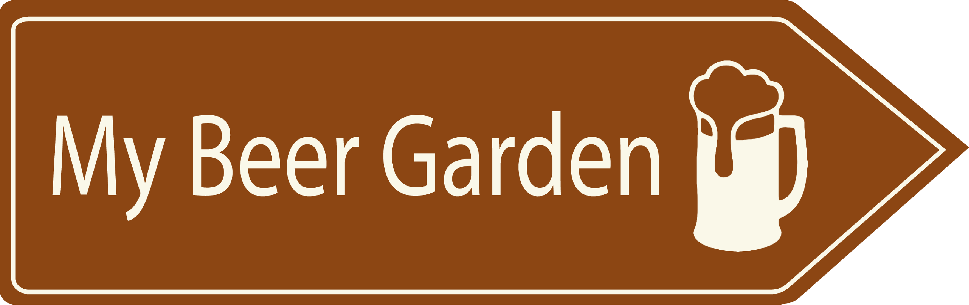My Beer Garden